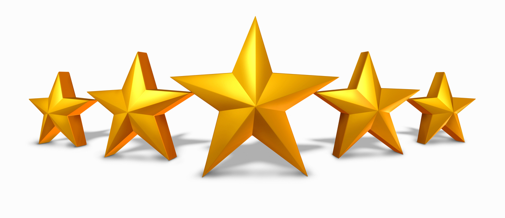 five star reviews in kansas